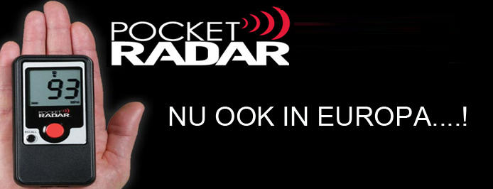 pocket radar pocketradar baseball softball europa