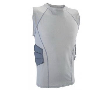 Russell Athletic Shirt with Rib Padding