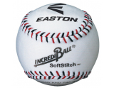 easton-incrediball-softstich-zachte-honkbal-wit-9-inch