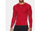under-armour-hg-armour-ls-compression-shirt-red-x-large