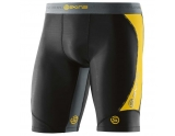 skins-dynamic-men-s-half-tights-black-citron-large