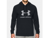 under-armour-sportstyle-triblend-fleece-hoody-black-large