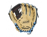 wilson-a500-youth-baseball-glove-11-5-inch-blonde-blue