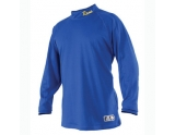 russell-athletic-mens-therma-power-long-sleeve-mock-royal-large