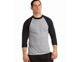 soffe-classic-heathered-baseball-t-shirt-oxford-grey-black-small