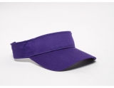 pacific-headwear-505v-cotton-visor-purple-adult