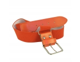 tck-youth-elastic-baseball-softball-belt-orange-youth