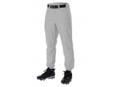 alleson-605p-adult-baseball-pant-with-elastic-bottom-grey-medium