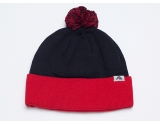 pacific-headwear-641k-pom-pom-cuff-beanie-navy-red-osfm