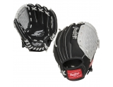 rawlings-rsb140gb-baseball-softball-glove-black-grey-14-inch