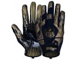 wilson-nfl-stretch-fit-american-football-receivers-gloves-gold-one-size