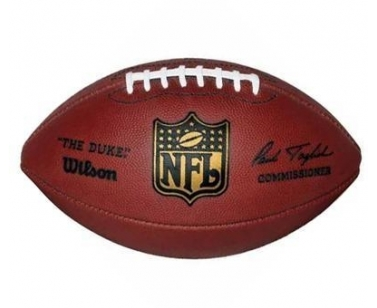 Wilson NFL Game Ball - The Duke