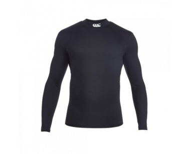 Canterbury Cold Turtle Long Sleeve Thermoshirt - Black - Small
