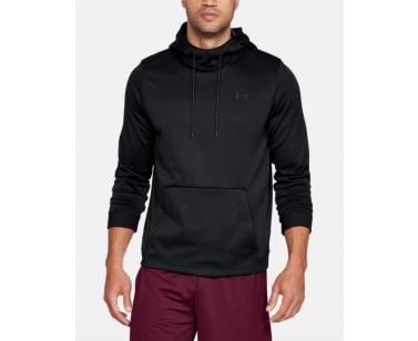Under Armour Fleece Hoodie - Black - S