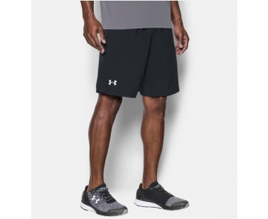 Under Armour Launch SW Short - Black - XL