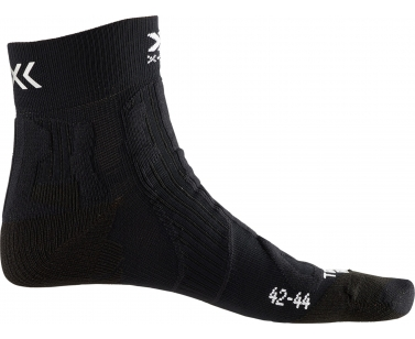 X-Socks Trail Run Energy Mens Socks - Black - 39-41