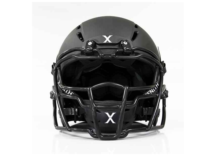 Xenith Epic Adult Football Helmet Black Matte M All American